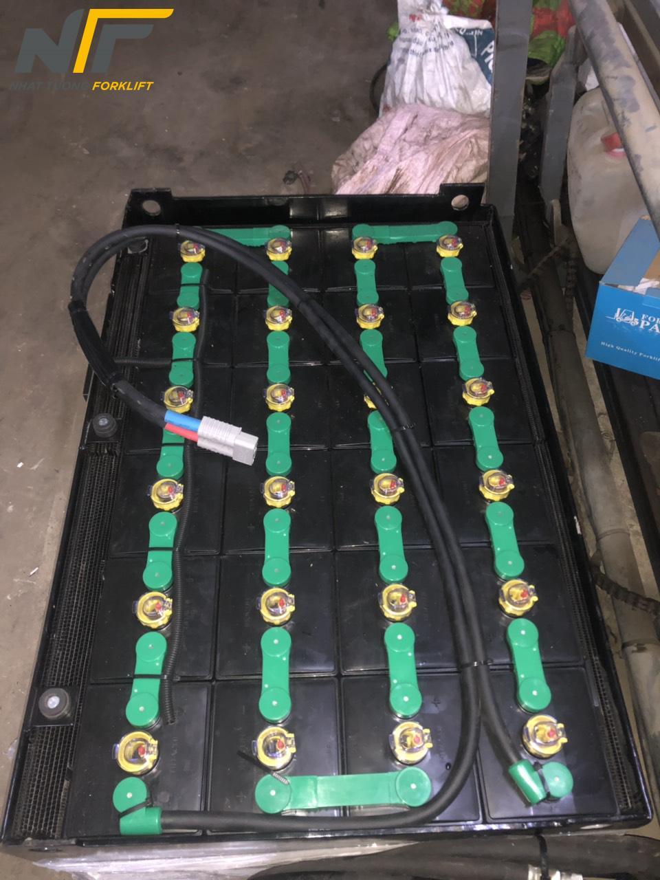 Bình điện xe nâng Lifttop 48V 470AH VSI470
