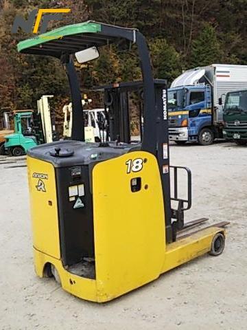 Xe nâng điện đứng lái 1,8 tấn Komatsu FB18RL-14-NT1