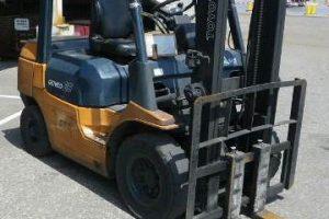 Báo giá xe nâng dầu 2.5 tấn chất lượng, cập nhật mới nhất